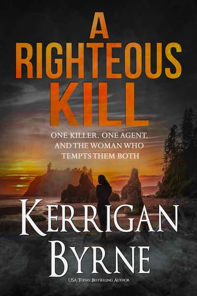 Book cover for A Righteous Kill by Kerrigan Byrne
