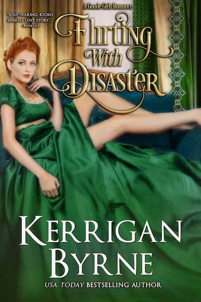 Book cover for Flirting with Disaster by Kerrigan Byrne