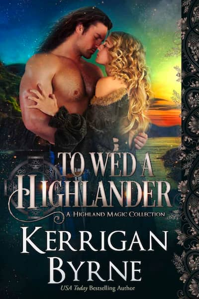 Book cover for To Wed a Highlander (Highland Historicals) by Kerrigan Byrne