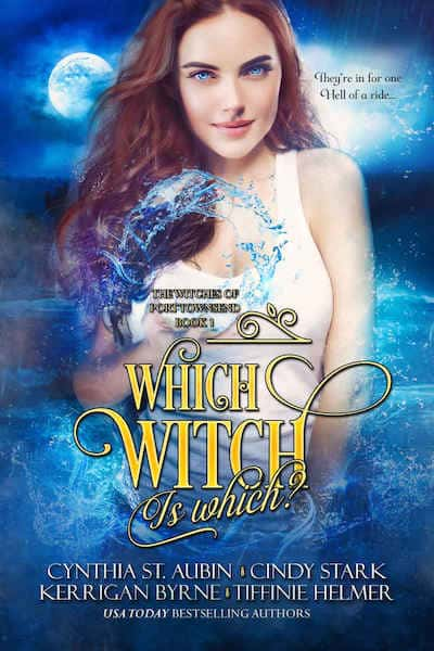 Book cover for Which Witch is Which? by Kerrigan Byrne