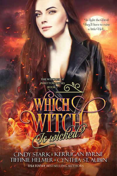 Book cover for Which Witch is Wicked? by Kerrigan Byrne