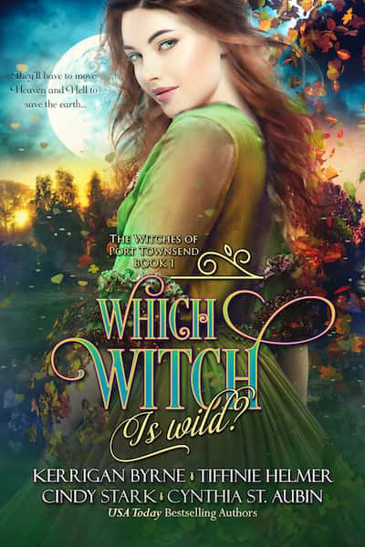 Book cover for Which Witch is Willing? by Kerrigan Byrne